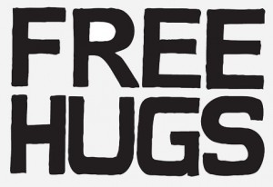 free hugs campaign